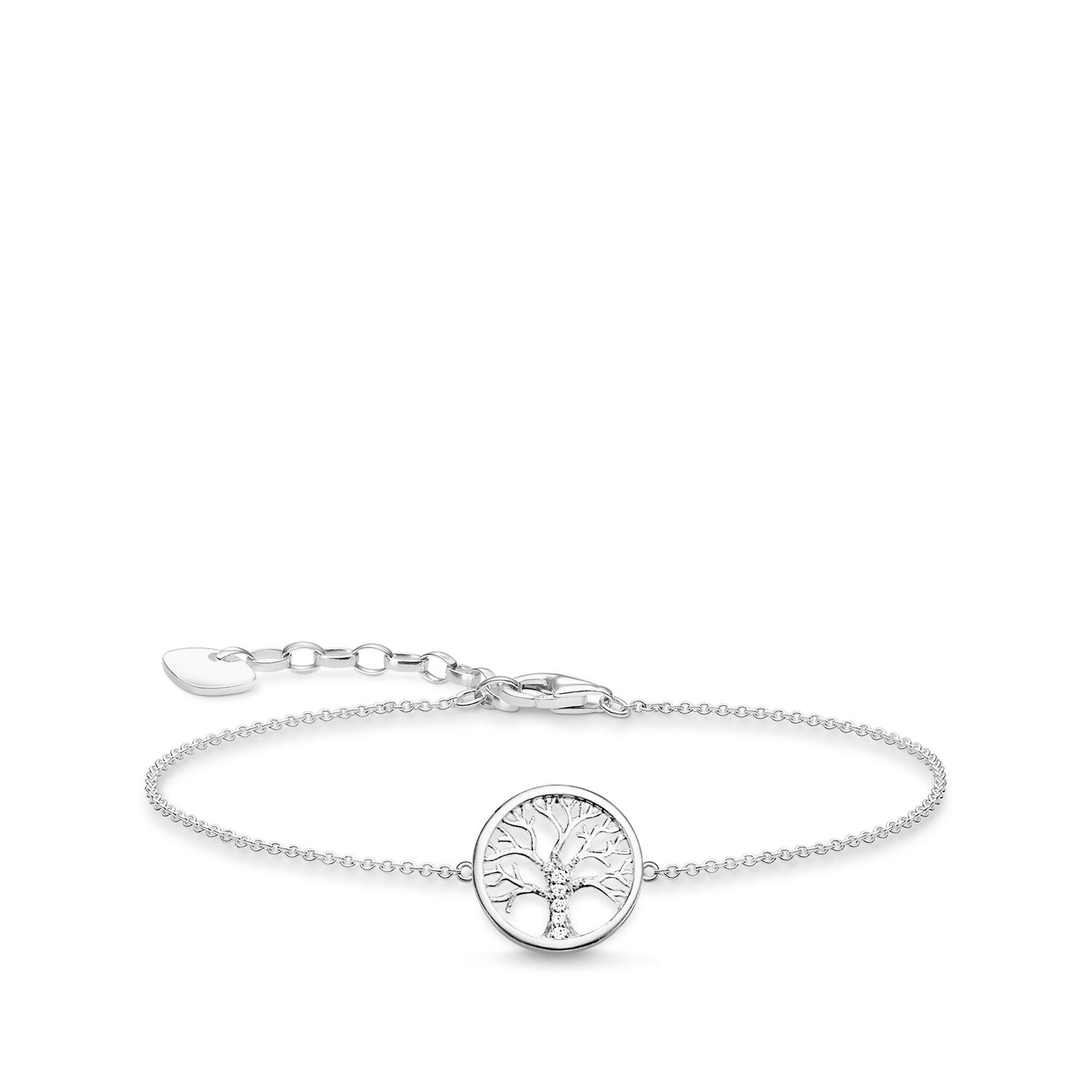 Armband Tree of Love silver