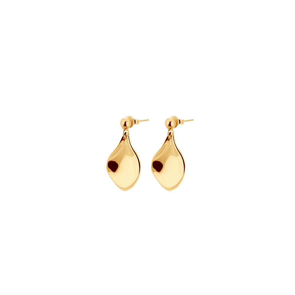 Gaias grace studs gold