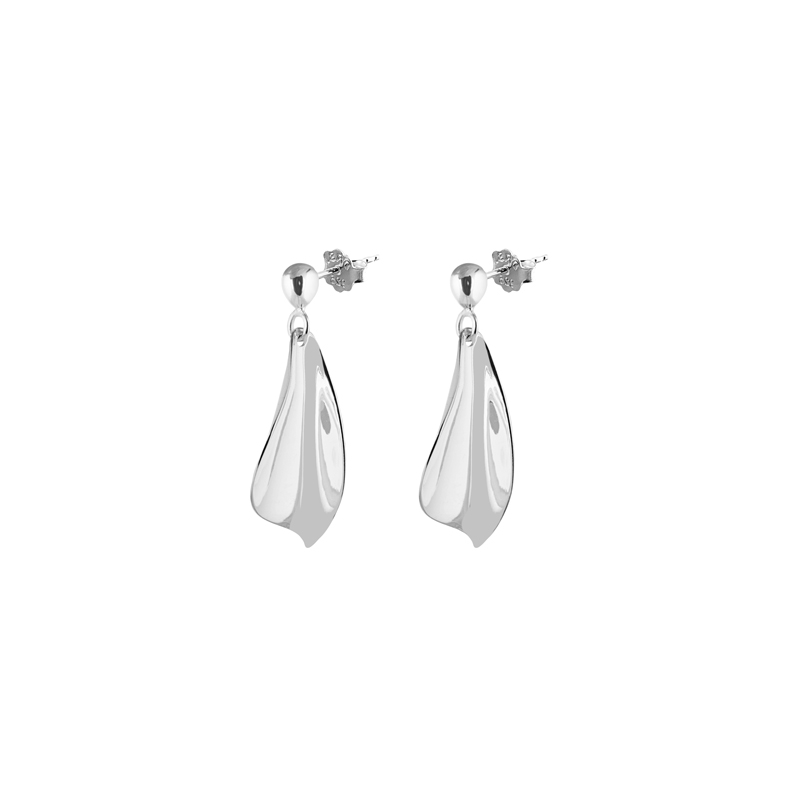 Gardenia small earrings