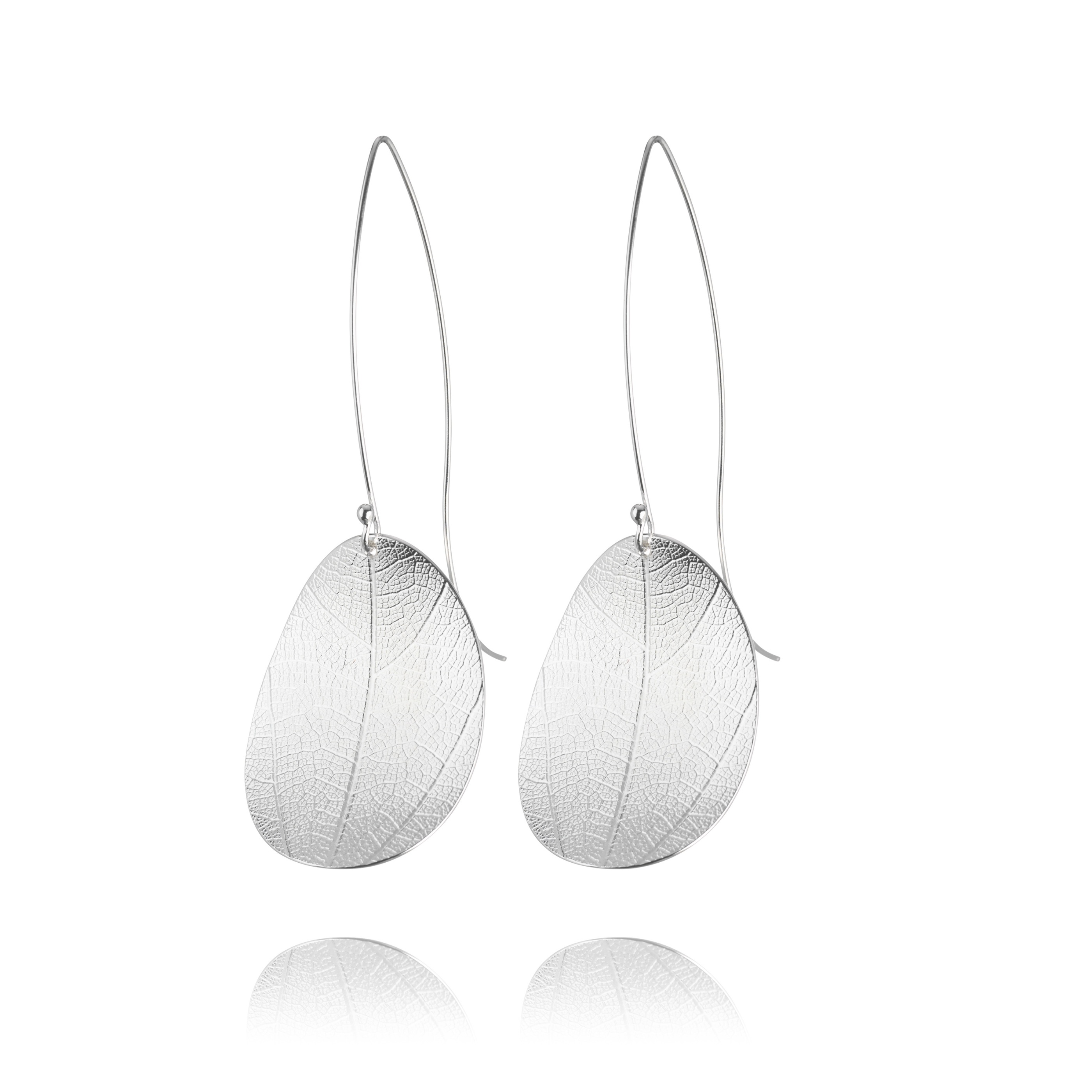 Leaf grande earrings