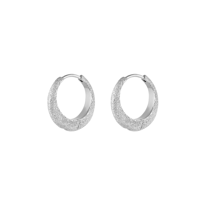 Stardust shine hoops