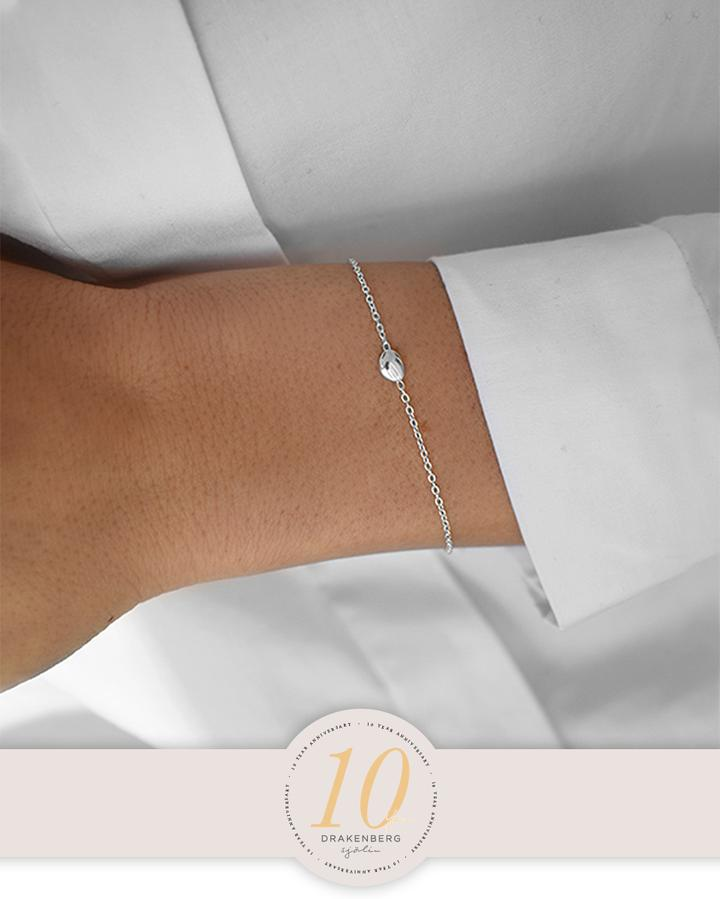 Morning dew petie bracelet