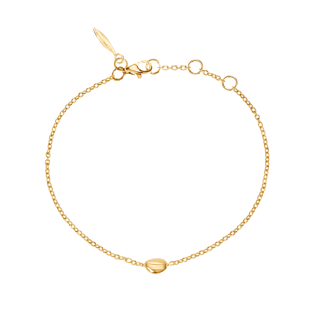 Morning dew petie bracelet gold