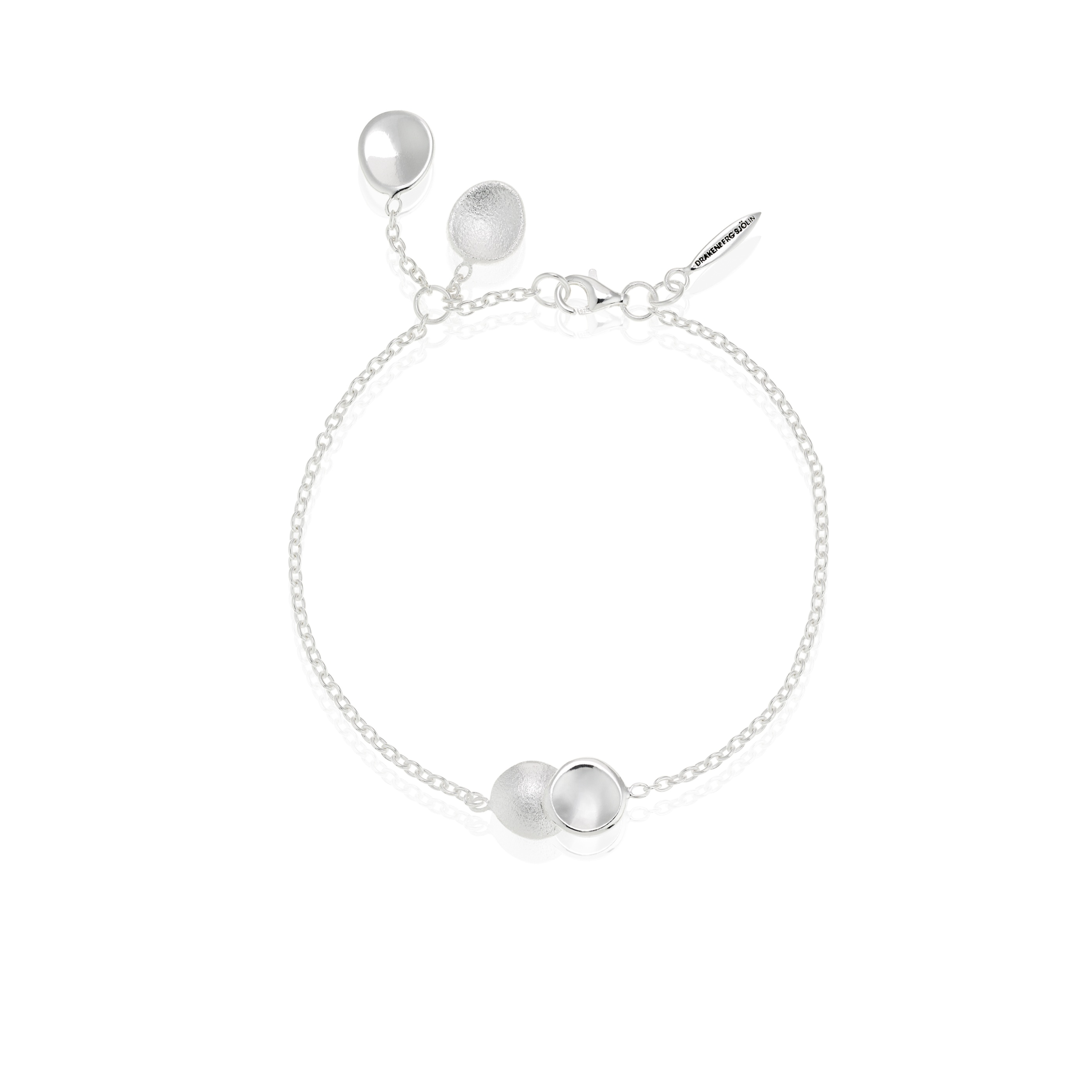 Rocky shore medium single bracelet
