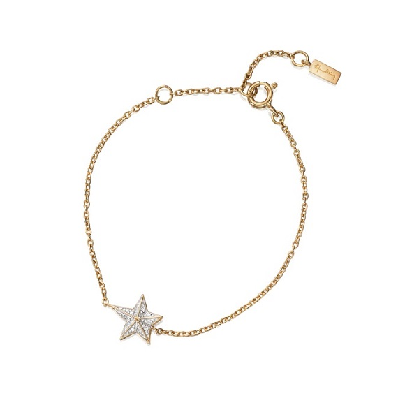Catch a falling star & stars bracelet