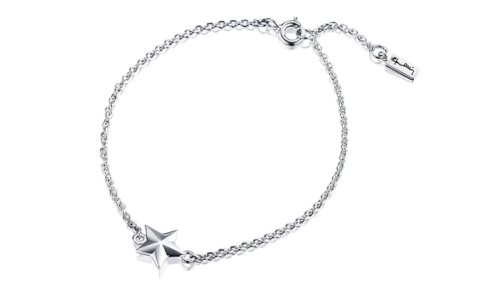 Catch a falling star bracelet