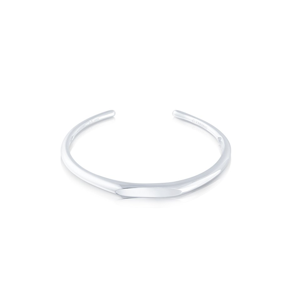 Smooth Armring 17 cm