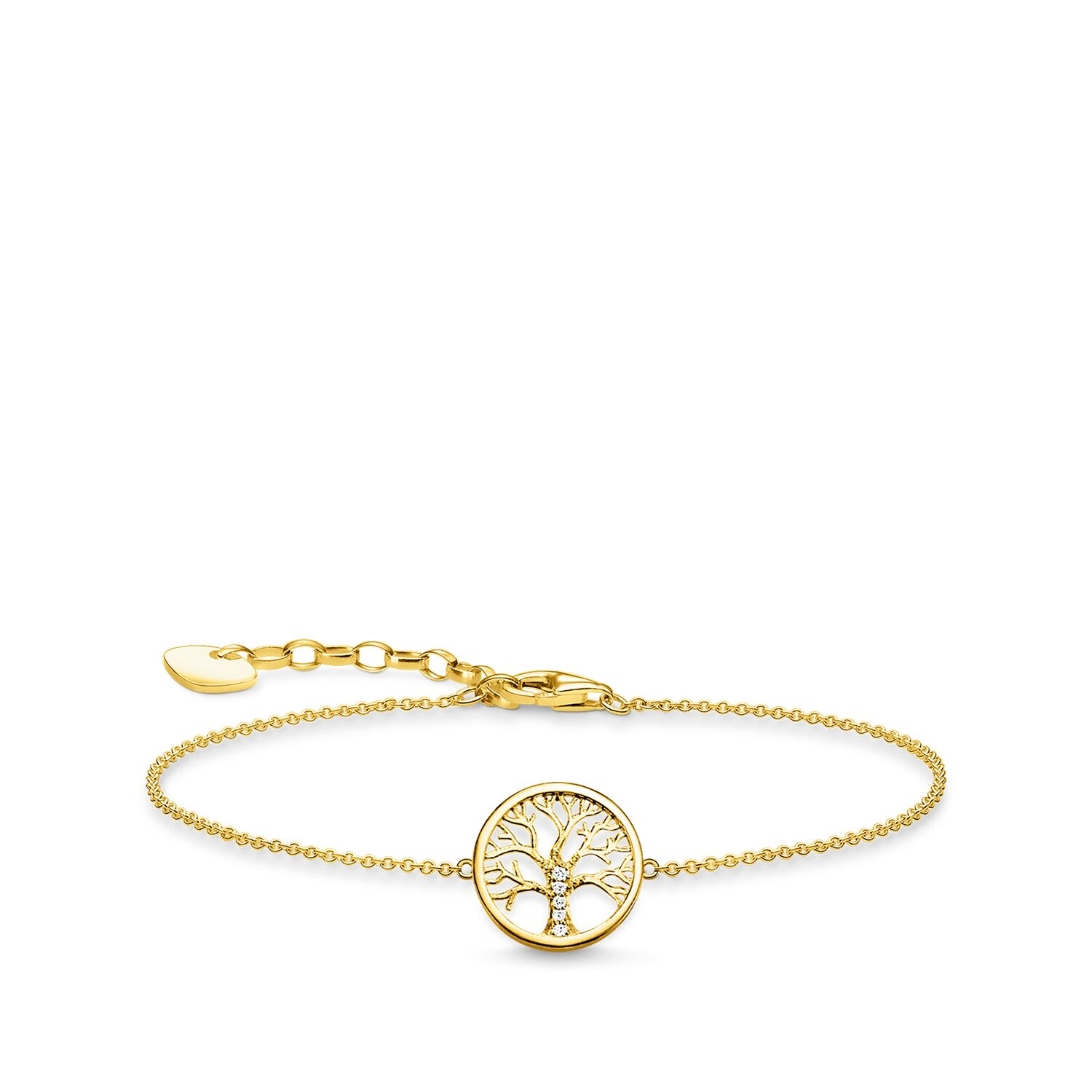 Armband Tree of Love guld